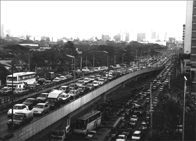 Bangkok Traffic, Thailand