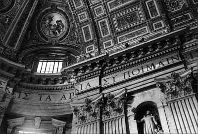 St Peter's, Rome, Italy