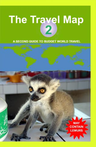 Front Cover of The Travel Map 2 Book